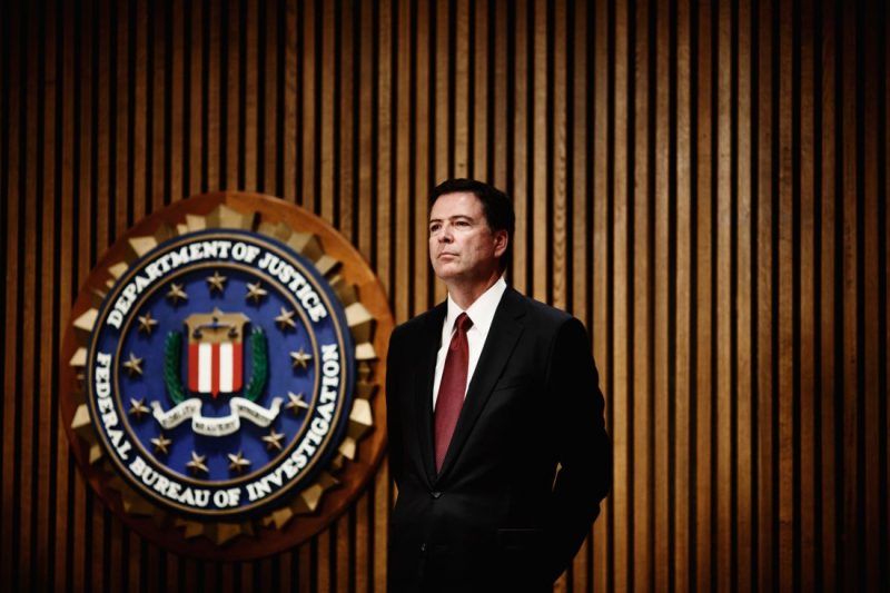 james comey fbi retract hillary clinton october suprise