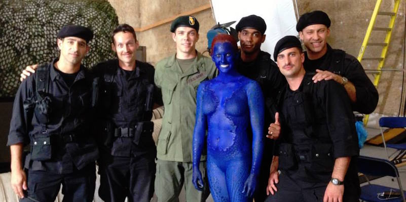 Jason Bell talks 'Supernatural' 'Timeless' stunts and 'Star Trek Beyond' 2016 images