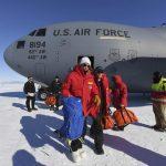 john kerry hits antartica