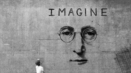 john lennon imagine book