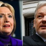 Julian Assange claims Hillary Clinton WikiLeaks not tied to Russia