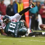 keanu neal fined for jordan matthews hit