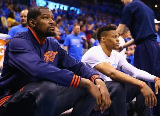 kevin durant talks russell westbrook and warriors loss 2016 images