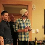 kings of con jensen ackles and jared padalecki