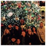 lamar odom thanksgiving with family