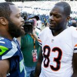 Martellus and Michael Bennett miss out on Super Bowl XLIX rematch