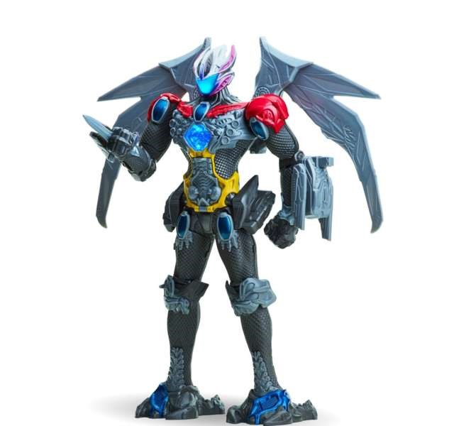 New Megazord Looks Like an Endboss 2016 images