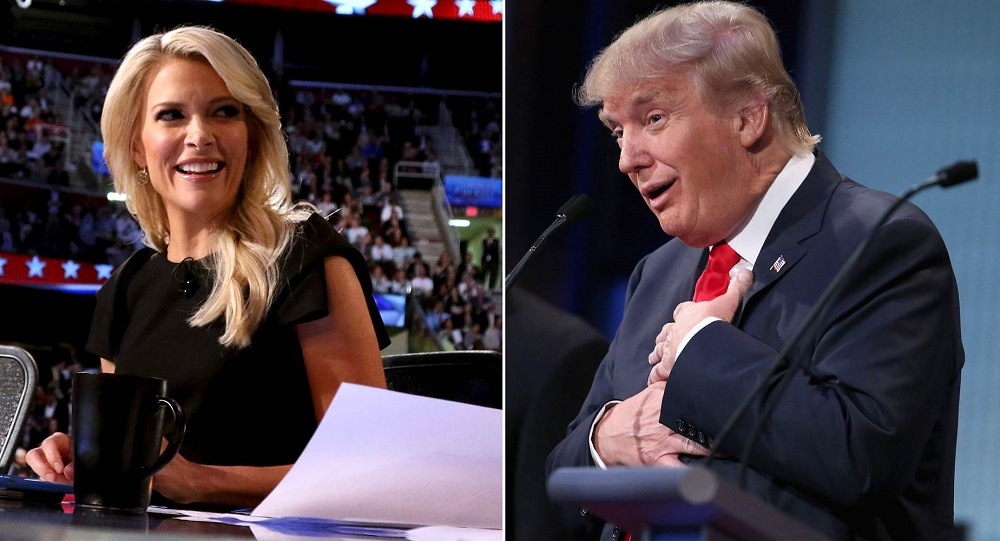 Megyn Kelly opens up on Donald Trump 2016 political images