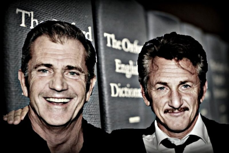 mel gibson and sean penn