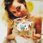 miley cyrus birthday gift from liam hemsworth 2016