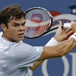 milos raonic 2016 highlights