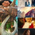 'Moana' tops Thanksgiving weekend box office