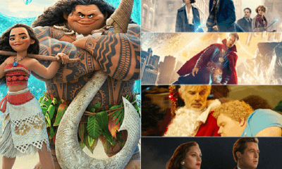 moana tops thanksgiving weekend box office 2016 images