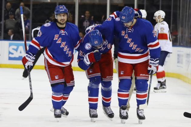 new york rangers fade out in 2017