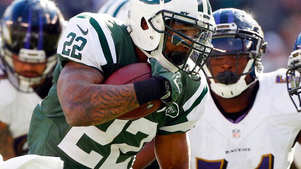 NFL Winners and Losers Week 8: Matt Forte wins for Jets 2016 images