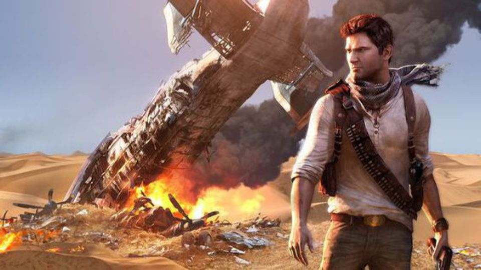 no indiana jones reminders for uncharted movie