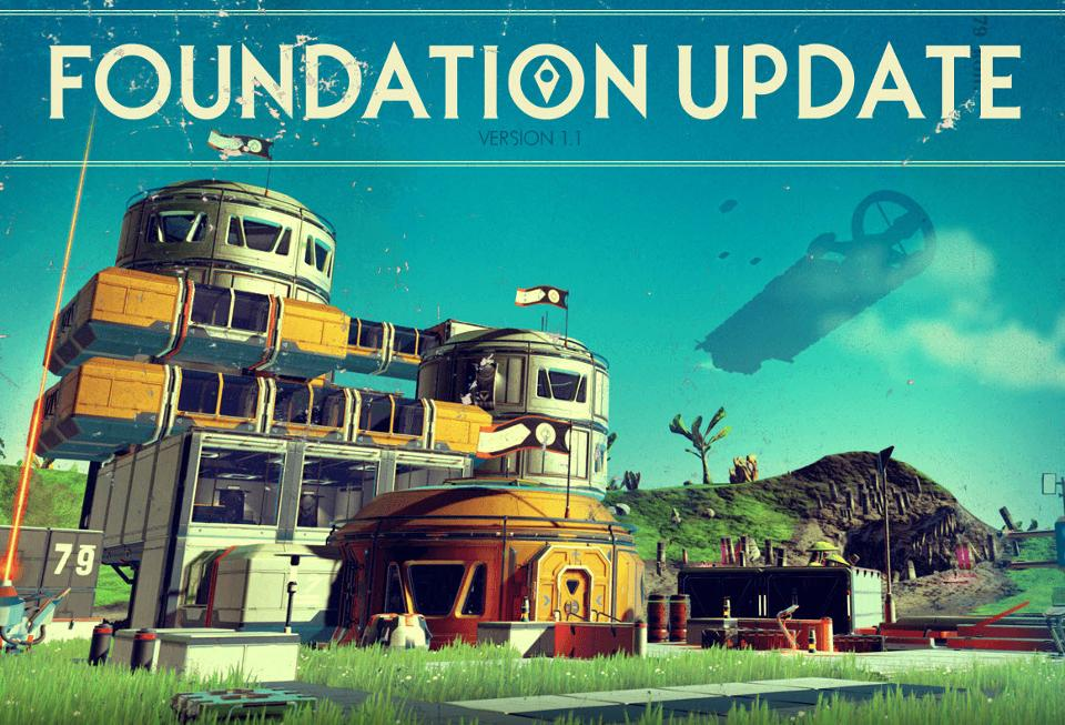 no mans sky foundation update hits 2016