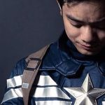 osric chau humble warrior
