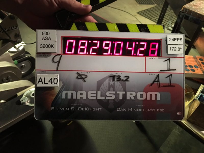 pacific rim 2 maelstrom begins shooting