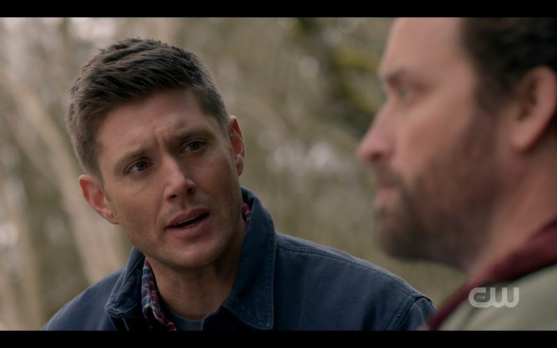 rob benedict and jensen ackles interview movie tv tech geeks