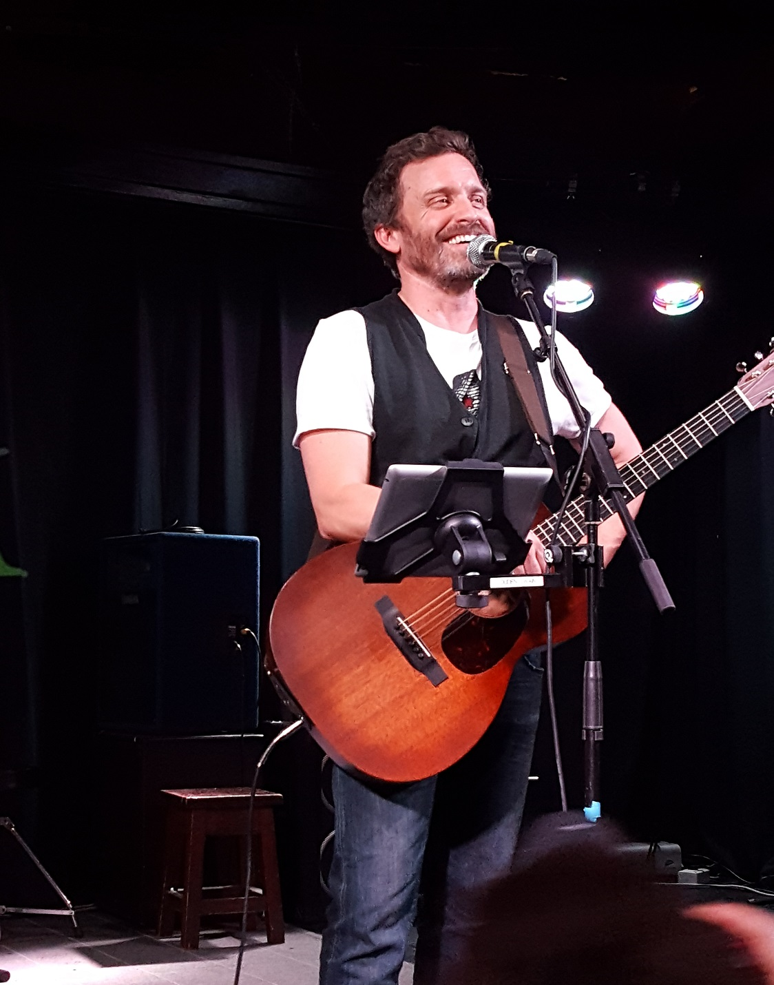 Rob Benedict talks playing God on 'Supernatural' and himself (sorta) on 'Kings of Con' 2016 images