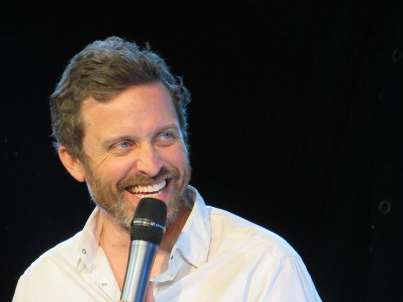 rob benedict movie tv tech geeks interview