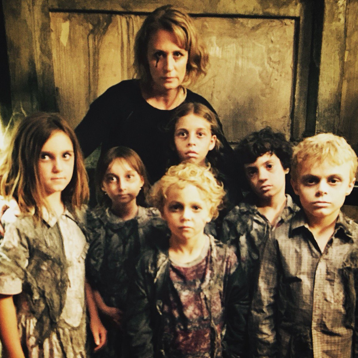 sam smith supernatural children