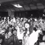 selena gomez selfie with fans 2016