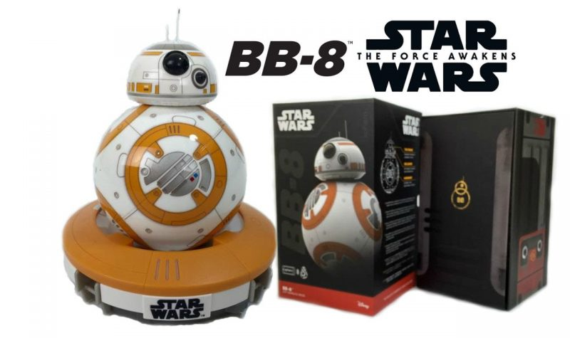 sphero bb8 star wars robot