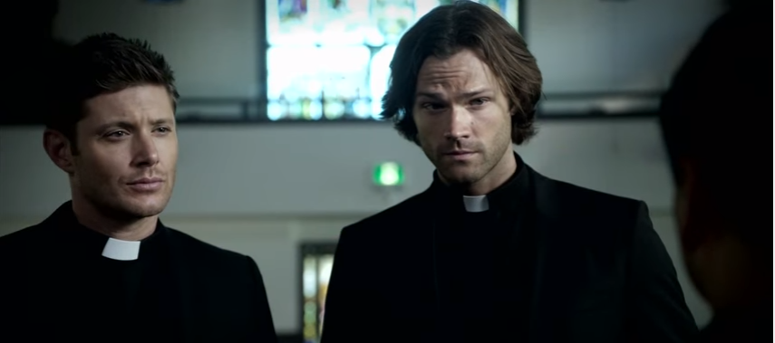 Classic 'Supernatural' is back with American Nightmare 2016 images