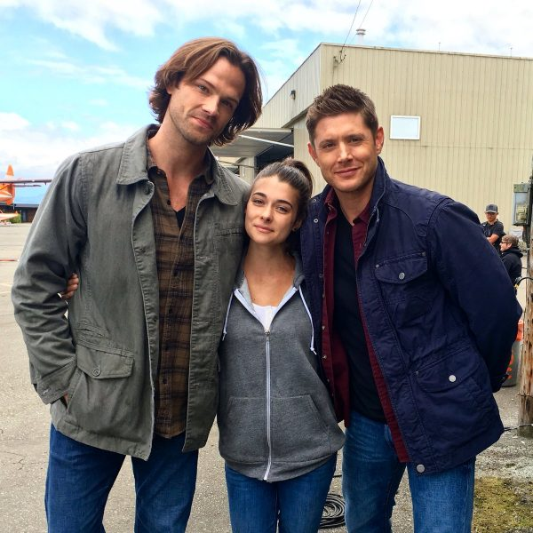 supernatural 12.05 allison paige jensen ackles jared