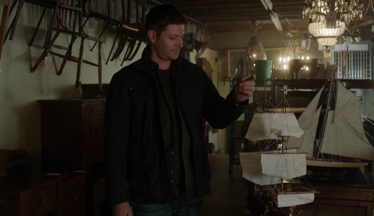 'Supernatural' Takes on The Thule aka The One You've Been Waiting For Review 2016 images