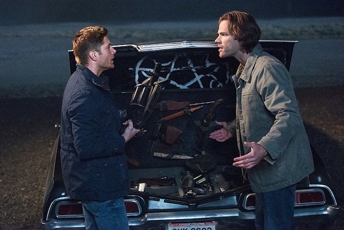 supernatural 1205 grenade launcher for sam dean winchester