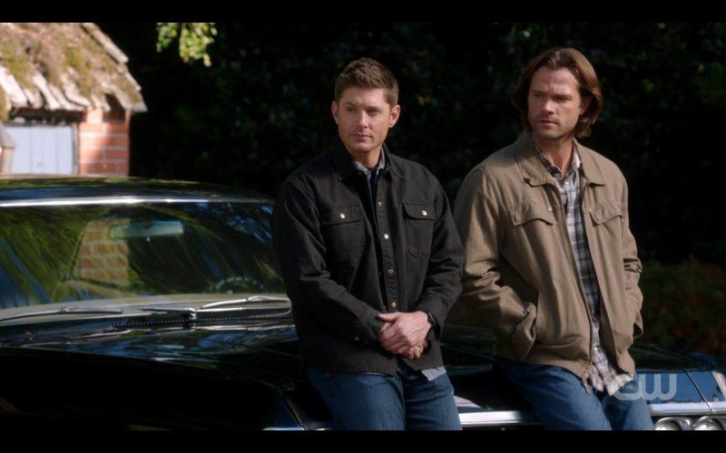 supernatural 1206 dean sam winchester bulge impala time