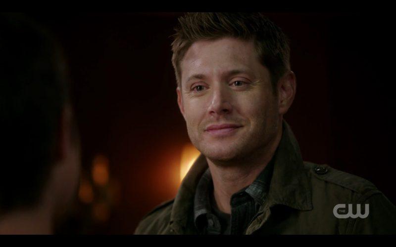 supernatural 1206 dean winchester killed hitler smile