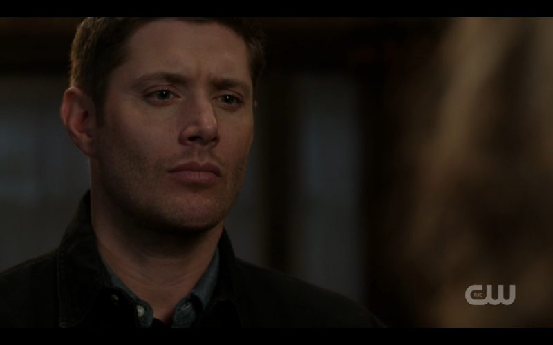 supernatural 1206 dean winchester with jody