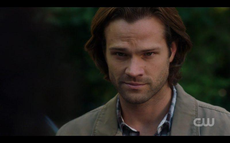 supernatural 1206 sam winchester smirking