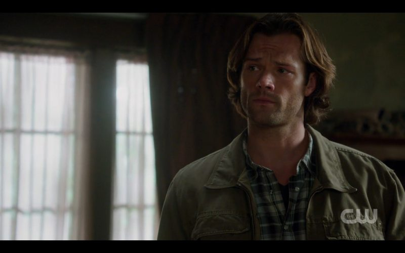 supernatural 1206 sam winchester with lucifer