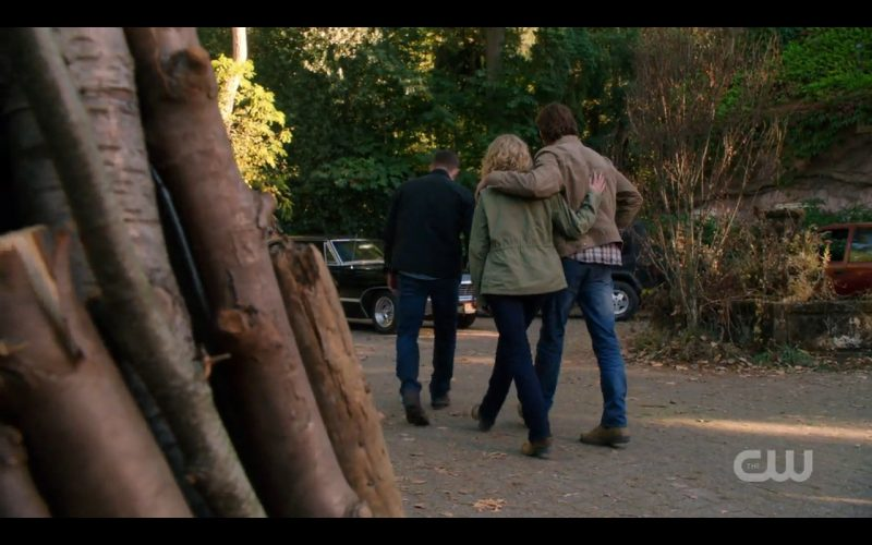 supernatural 1206 winchester brothers walk with mary