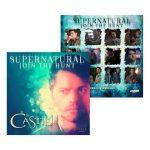 supernatural 2017 castiel calendar