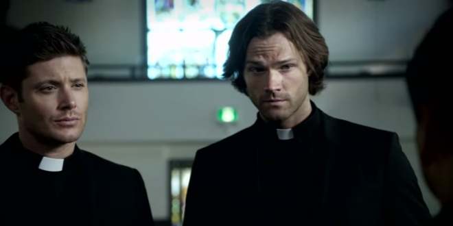 supernatural american nightmarte sam dean priest drag