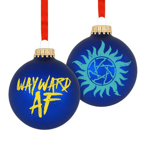 supernatural wayward af balls hot holiday gifts 2016