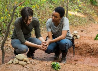 the walking dead 605 go getters and what's causing the huge ratings drop 2016 images