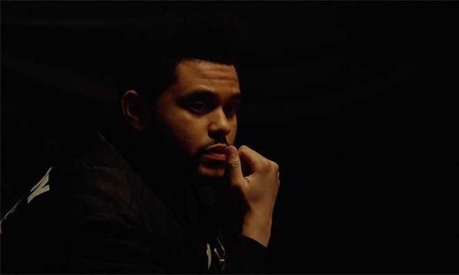 the weeknd anxiety drinking issues