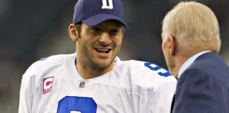 tony romo proves to be a class act 2016 images
