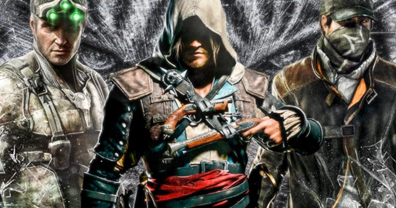 ubisoft joins netflix for assassins creed show