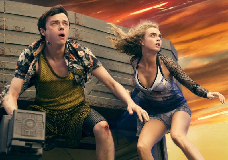 valerian and the city of a thousand planets dane dehaan cara delevingne
