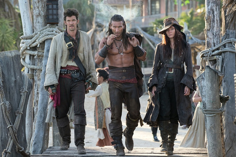 Vote for your favorite 'Black Sails' pirate blu-ray giveaway 2016 images