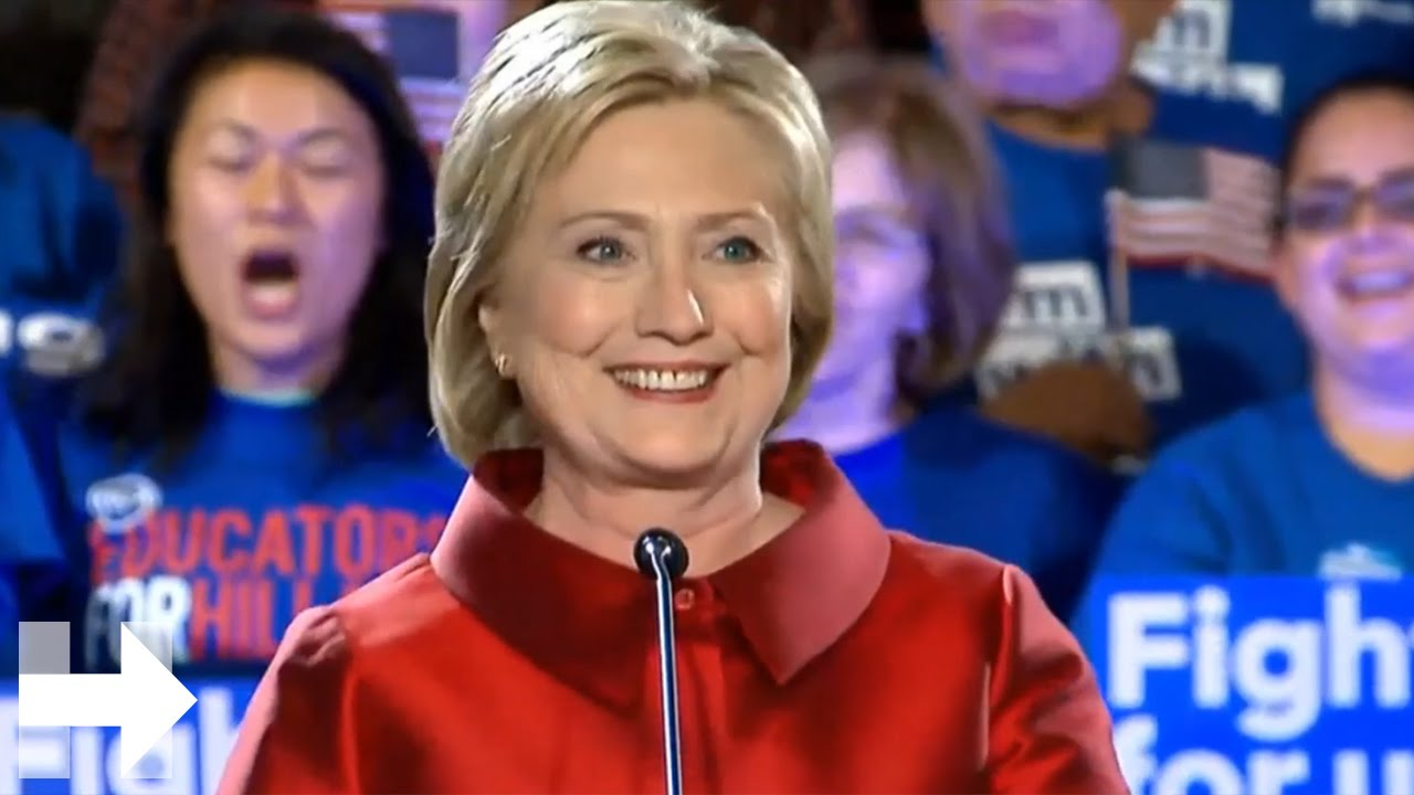 what the future holds for hillary clinton 2016 images