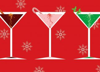 5 Amazing Healthy Low Calorie Holiday Cocktails